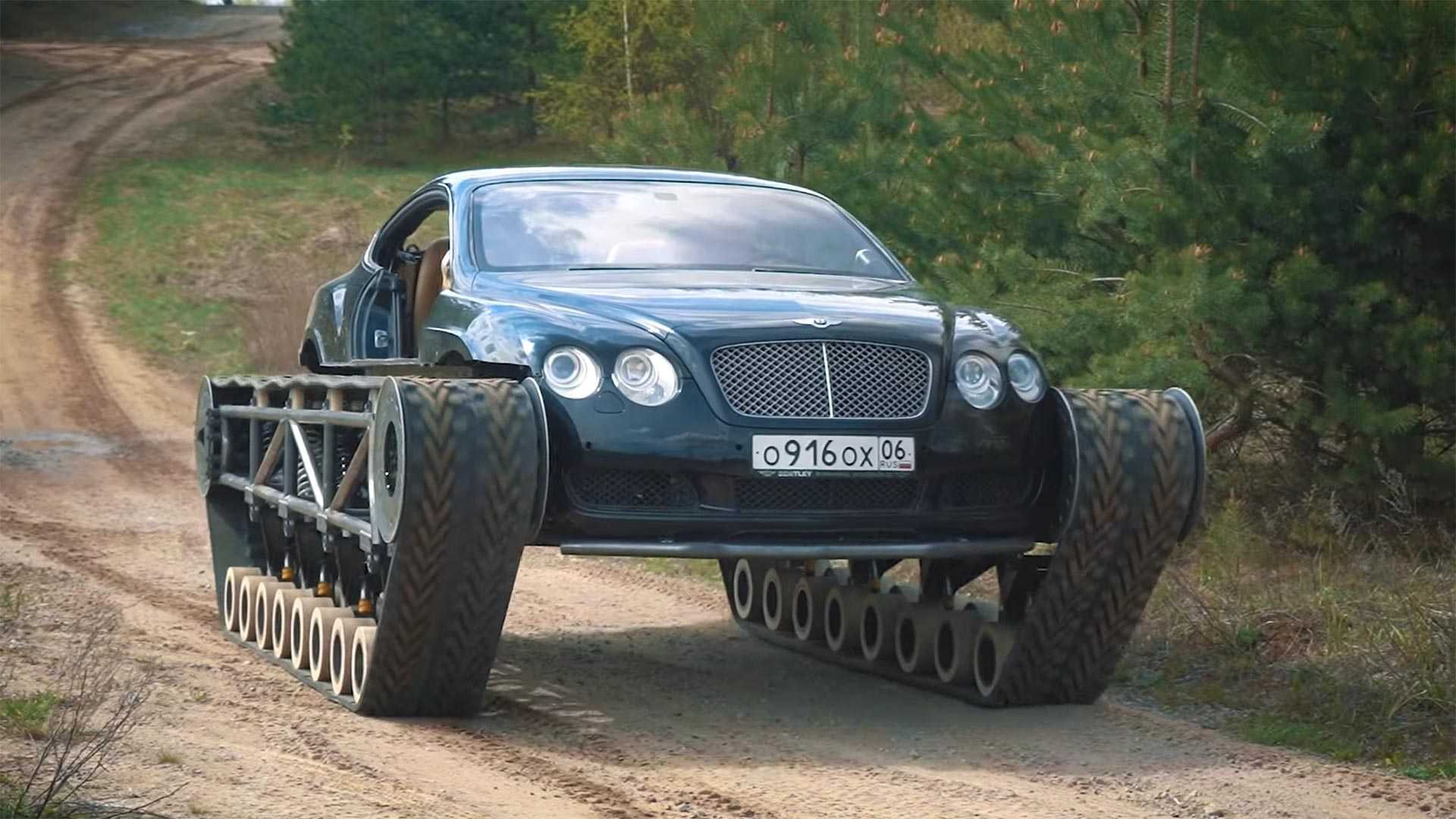 YouTube user AcademeG has recently exploded the Internet with his very own, very special rendition of the Bentley Continental GT