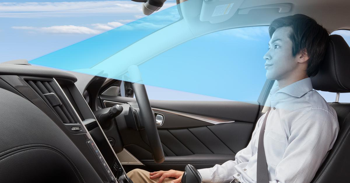 Car manufacturer Nissan has made a series of improvements in its proprietary electronic driver aid system called ProPILOT