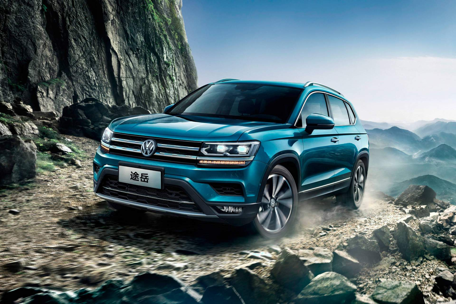 Automotive giant Volkswagen AG is preparing to launch a new compact crossover/SUV in the North and South American markets