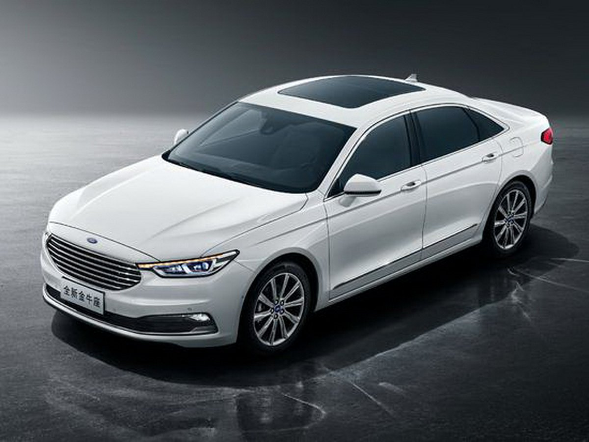 Ford has officially introduced the refreshed version of its Taurus sedan/saloon in China