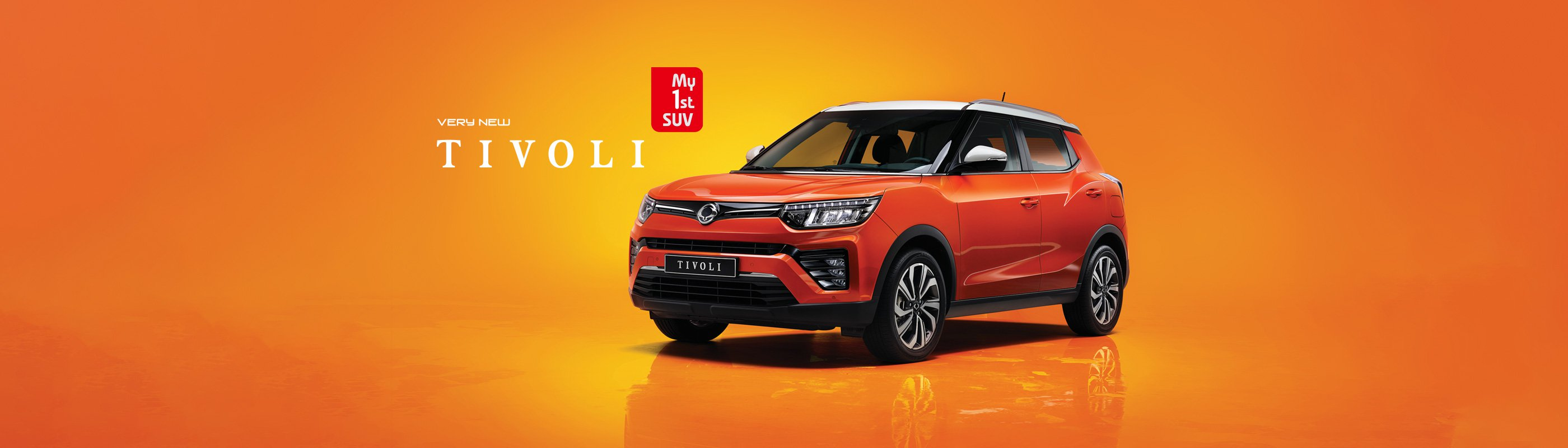 The mid-generational refresh of the SsangYong Tivoli SUV will arrive in the showrooms across South Korea in early June 2019