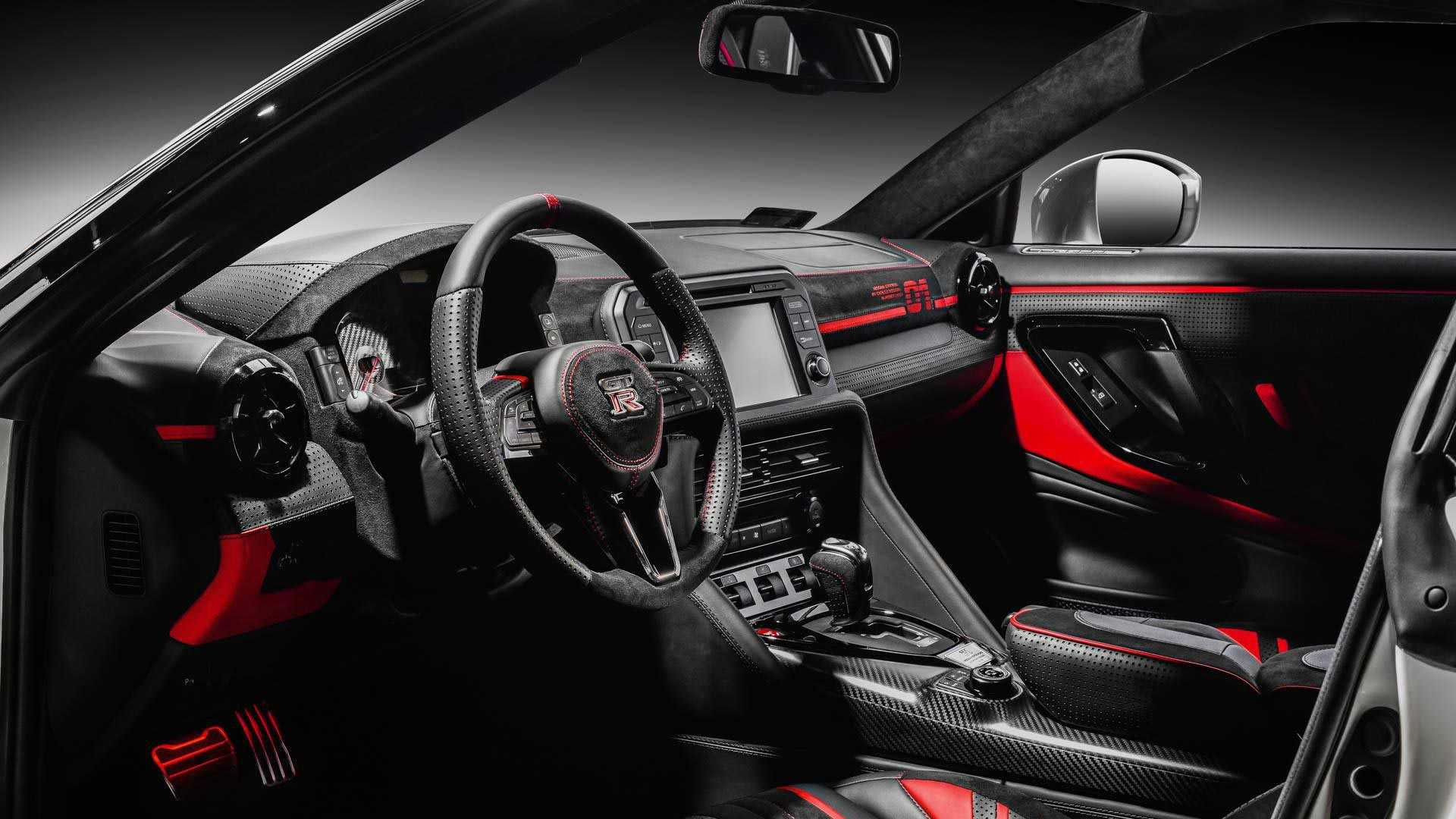 This Nissan GT-R has been to Carlex Design, leaving the German tuner's workshop with a brand-new, opulent interior