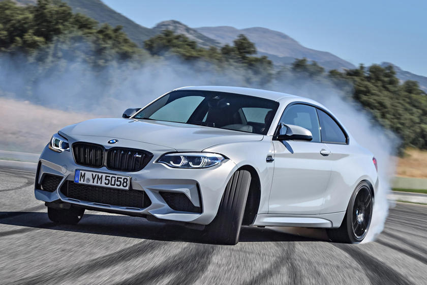 BMW has released new bits of information concerning its upcoming M2 CS Coupe