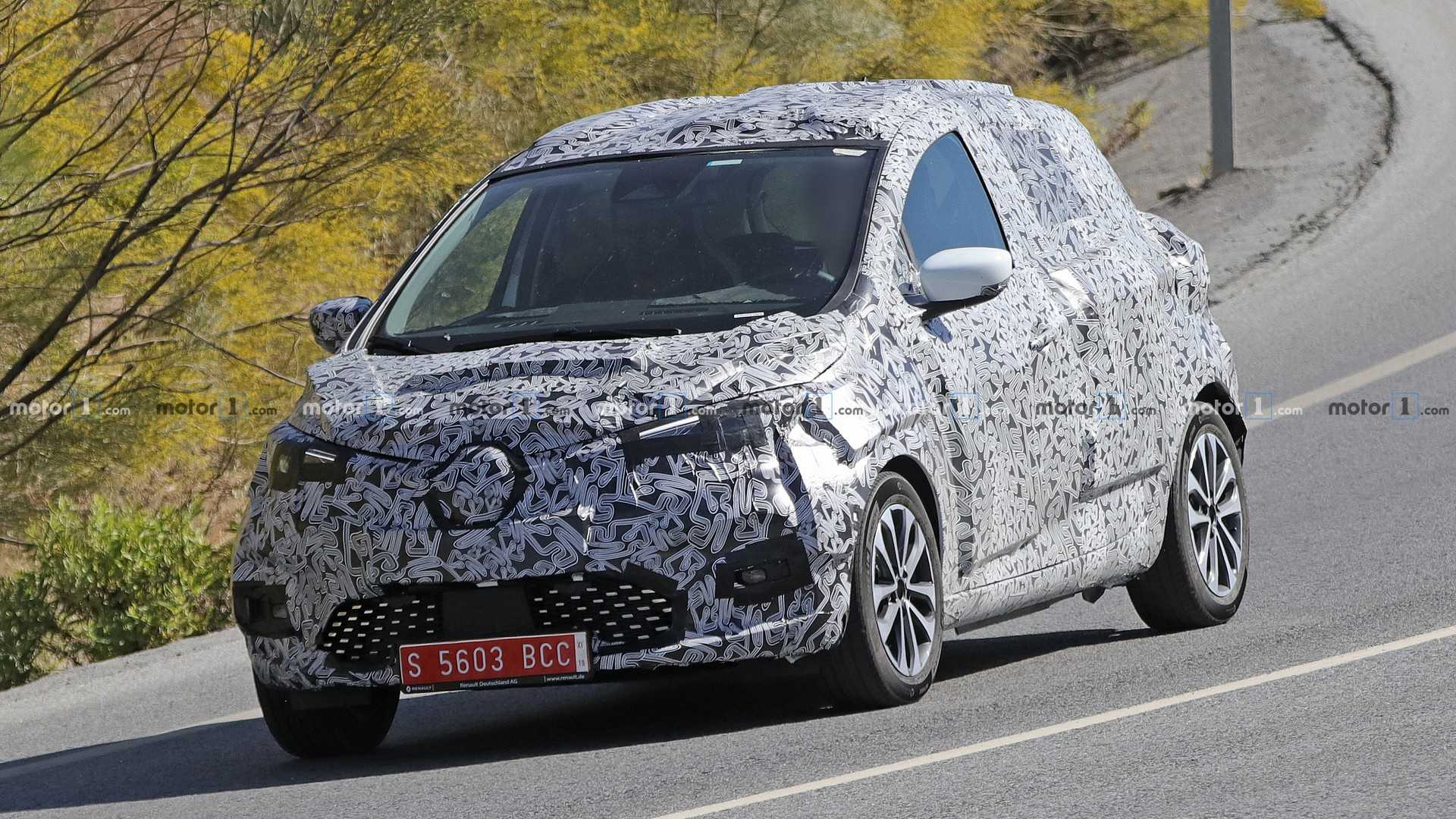 As it turns out, the next-gen Zoe is already underway and should debut sometime closer to the end of 2019 – or the beginning of 2020, for that matter