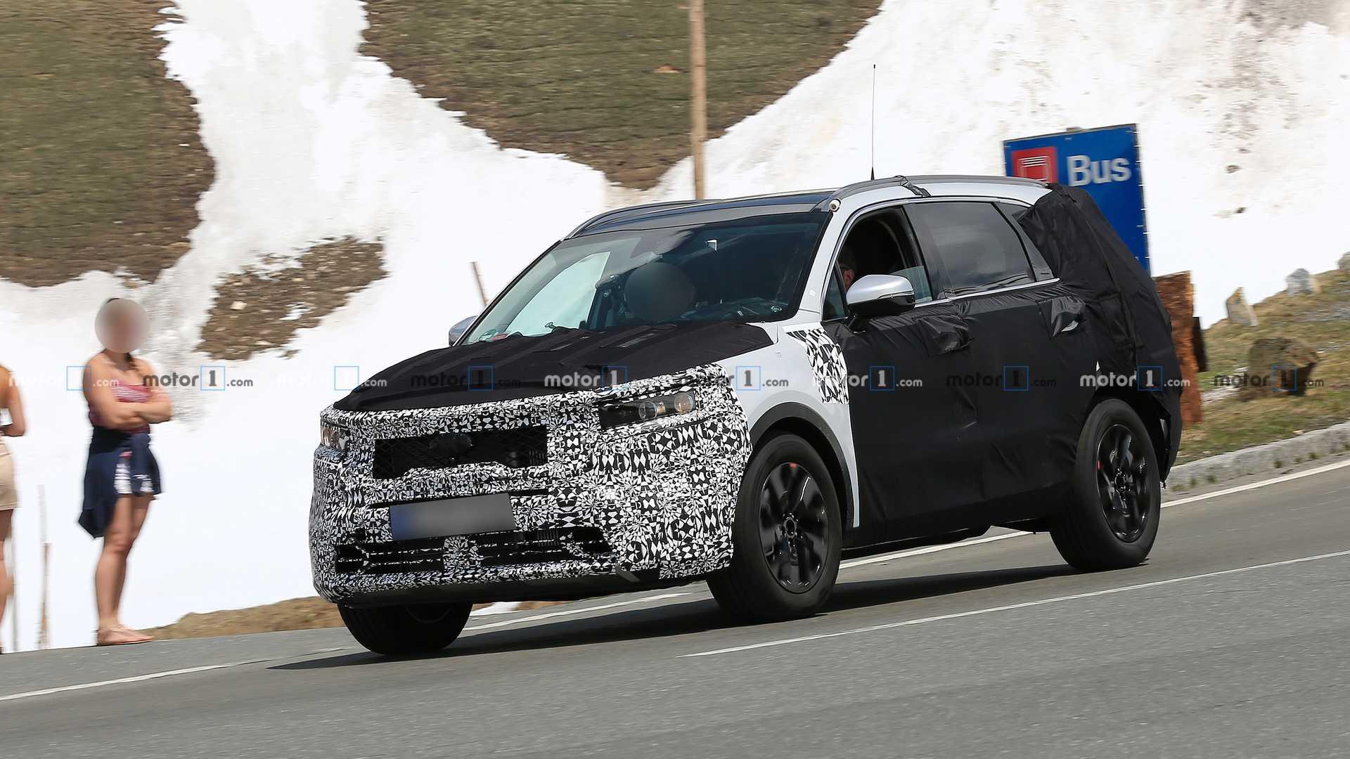 Южнокорейский автопроизводитель «Киа» привез в Альпы новое поколение Sorеnto для серии испытаний