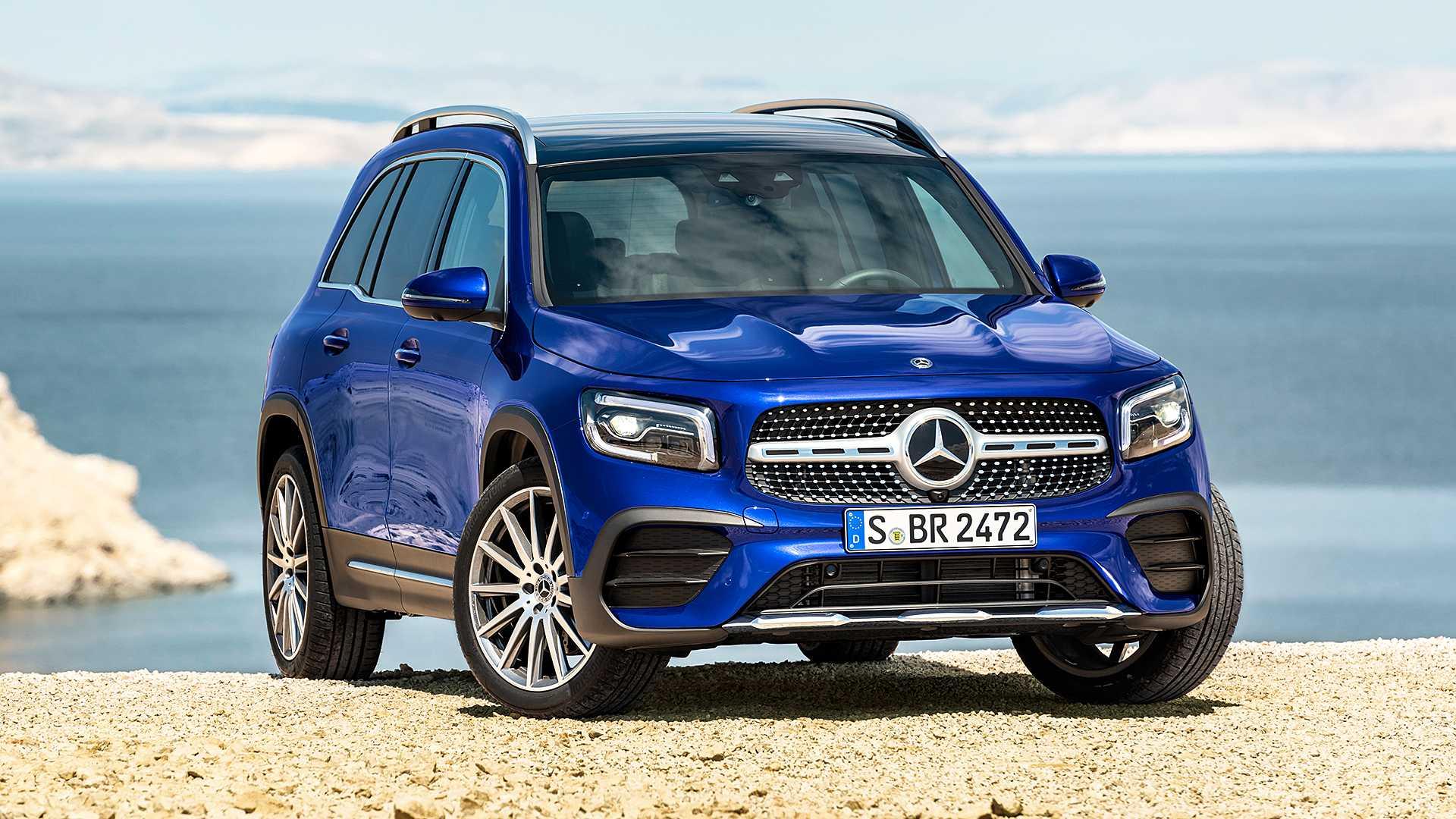 Mercedes-Benz официально представил семиместный GLB, который выйдет на рынок до конца текущего года