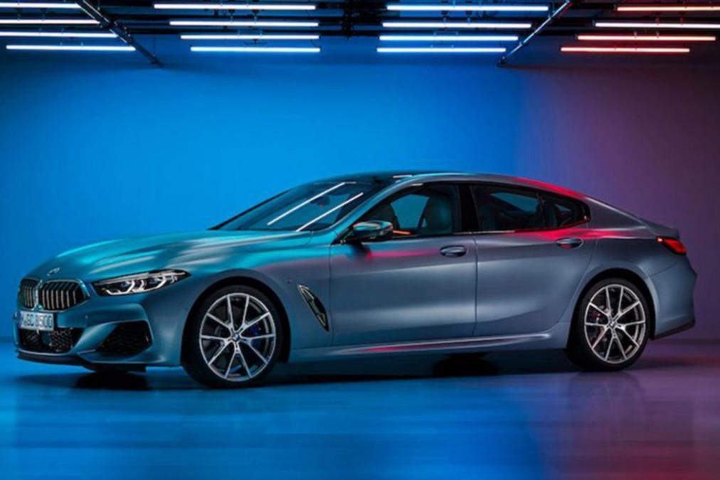 Премьера BMW 8 Series Gran Coupe 2020 состоится в конце текущего месяца, но благодаря утечке в Сеть нескольких фотографий, уже сейчас можно понять, как будет выглядеть новинка