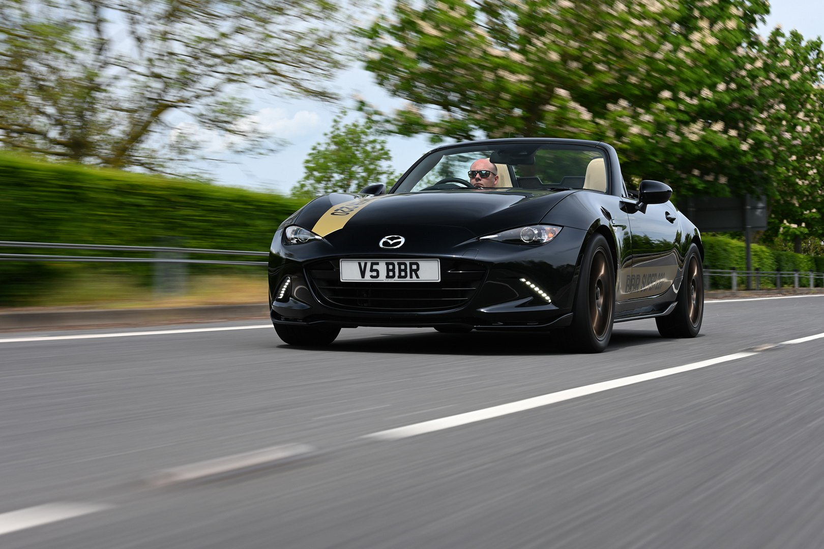 BBR, a British tuner of Mazda vehicles, has launched two boost kits for the 2019 MX-5