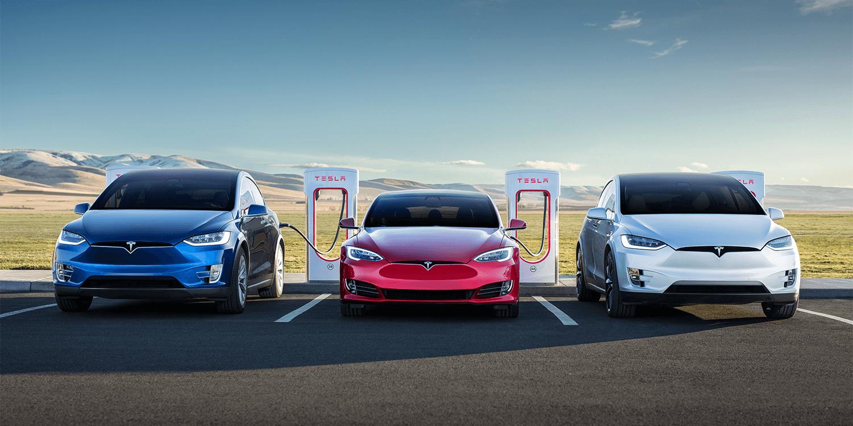 Американский концерн «Тесла» начал продавать автомобили, бывшие в употреблении