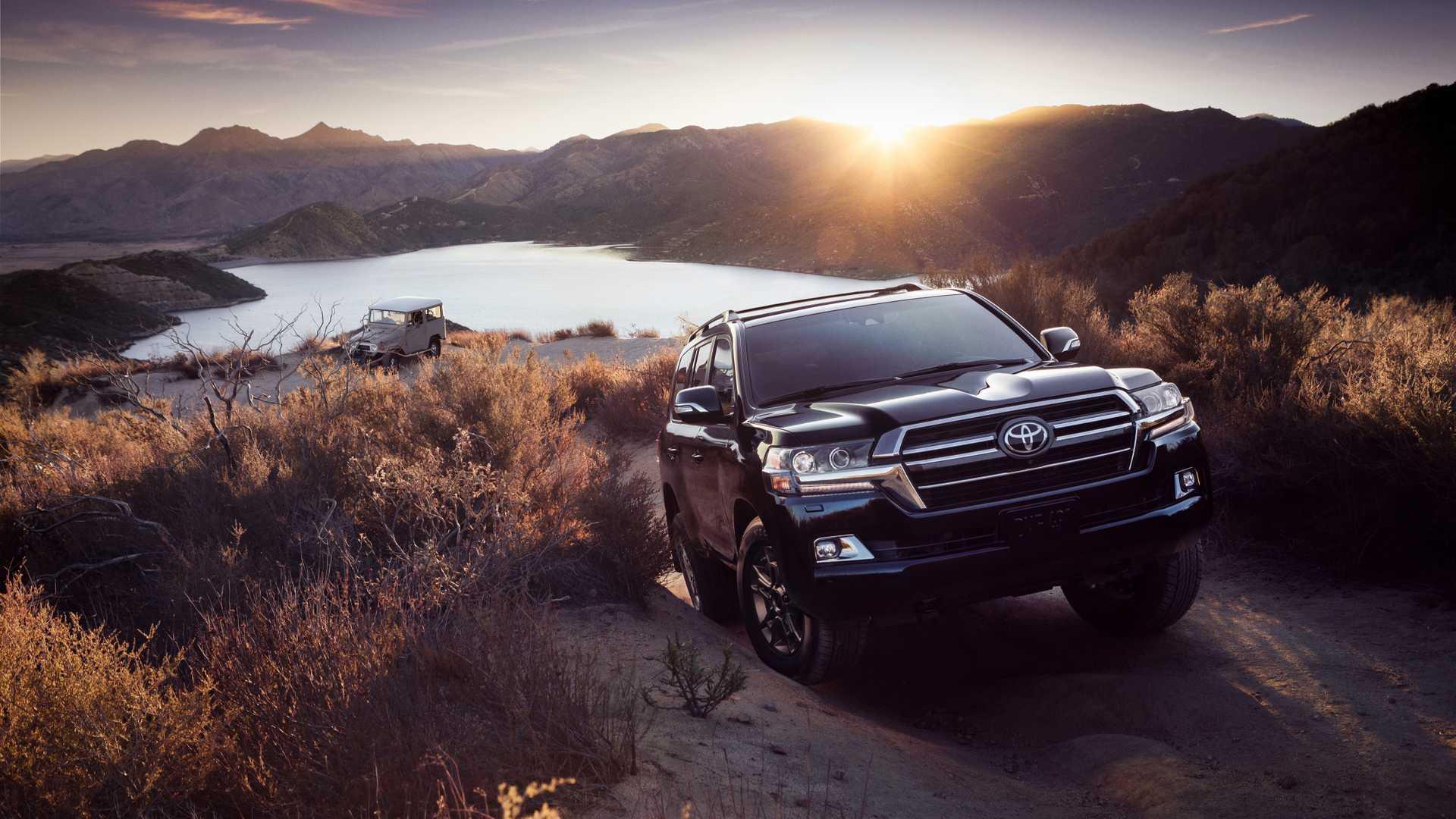 Следующая генерация Toyota Land Cruiser останется без дизельных и бензиновых ДВС с восемью цилиндрами