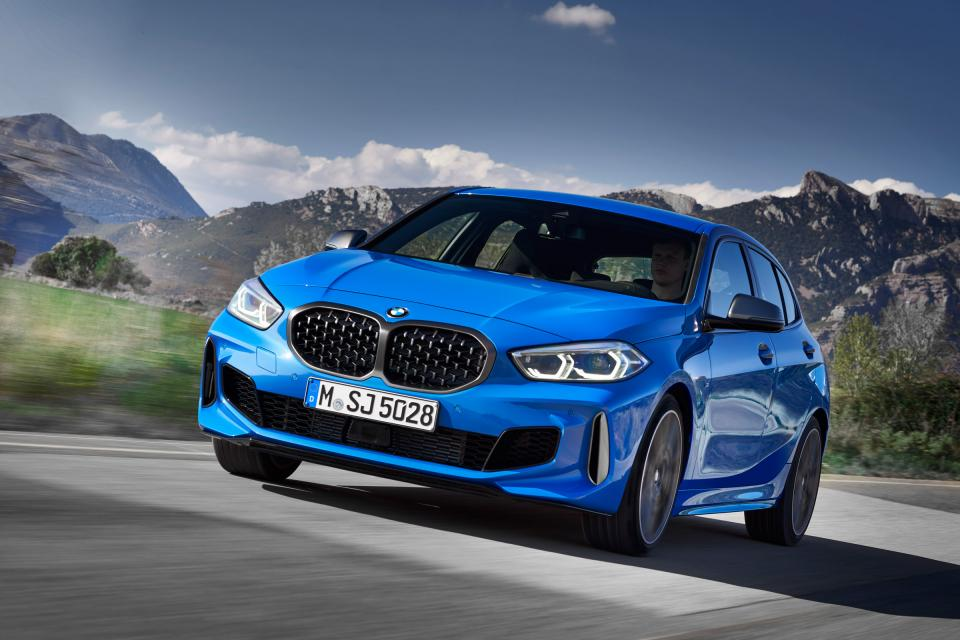 Carsten Pries, Head of Planning at BMW M, said the company did not intend to release an M version of its 1-Series performance hatchback