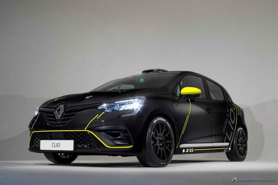Новое поколение «гражданского» Renault Clio RS еще в процессе разработки, зато спортивное подразделение марки уже презентовало сразу три гоночные модификации хэтчбека