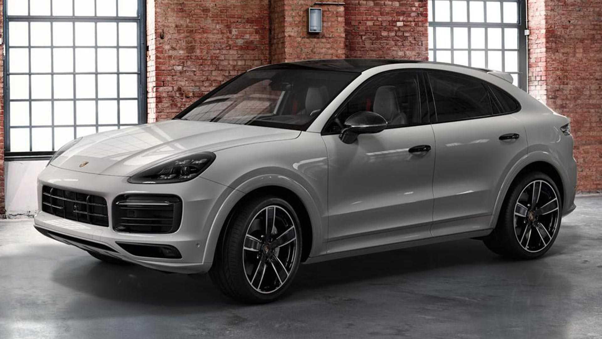 «Придворный» тюнер марки Porsche – Porsche Exclusive Manufactur – показал свое видение купеобразного внедорожника Cayenne