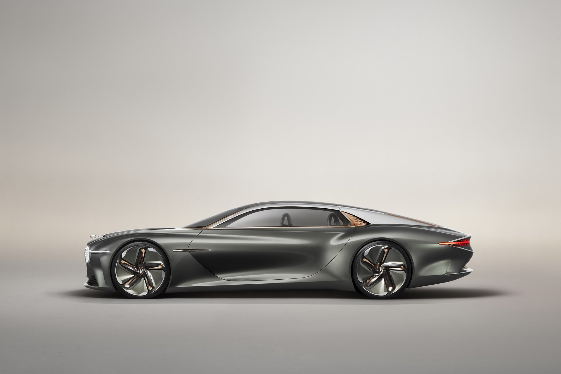 One hundred years in business is no joke. Bentley decided to indulge itself and treat us all to something special by building this unique EXP 100 GT Concept.