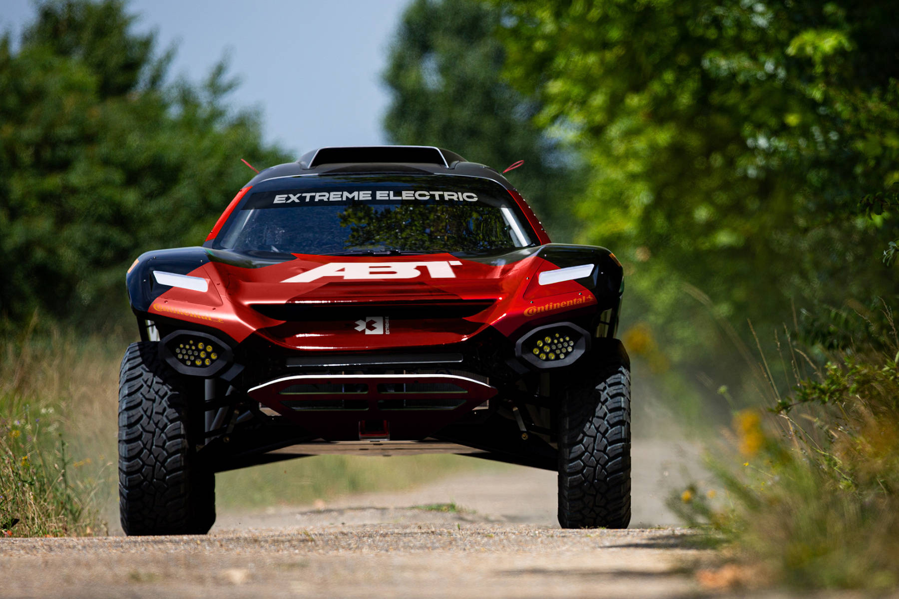 ABT Sportsline says it wants to take part in a brand-new series dubbed the Extreme-E, which should start in 2021 as a single-make event among all-electric SUVs.