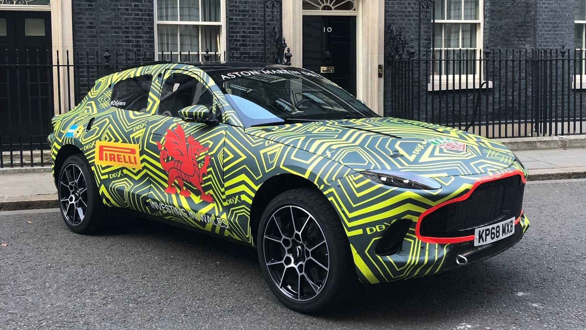 Aston Martin Chief Engineer Matt Becker has disclosed a few bits of information concerning the English marque's first-ever luxury SUV, the DBX. Among other things, he listed the sources of inspiration for the model.