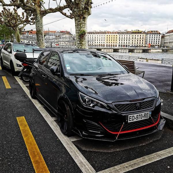 На днях в сети появилось видео с Peugeot 308 GTi, прошедшим кастомизацию в румынском ателье BPS Tuning. Взглянем на хот-хэтч поближе?