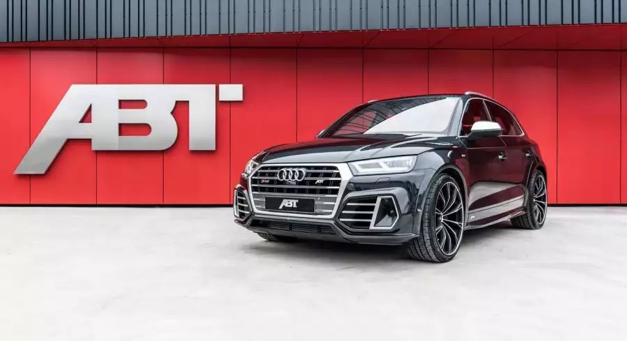 ABT Sportsline has just unveiled a new range of options for the diesel-powered Audi SQ5. Let us see what upgrades are in stock for the crossover SUV.