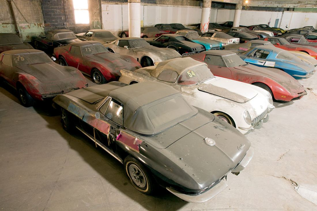 The Heller family, which accidentally came into possession of 36 vintage Chevrolet Corvettes in 2014, said it wanted to distribute the cars among new owners via a random giveaway. The game has already started and will continue until April 2020. Winners will be announced on May 15.