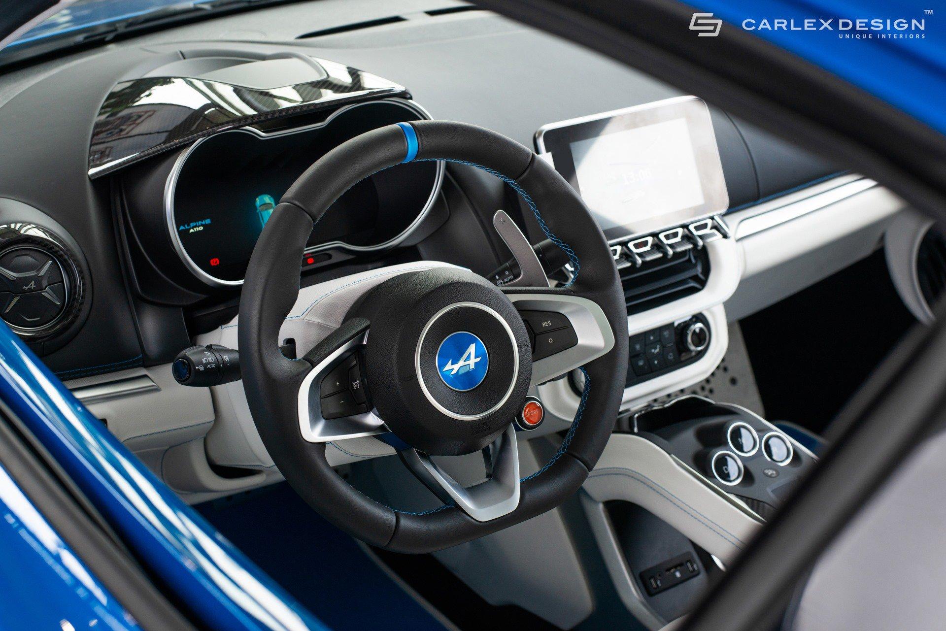 Carlex Design — известное ателье из Польши. Известно оно тем, что просто обожает заниматься перешивкой-перетяжкой салонов самых разных моделей автомобилей. Очередной проект «кутюрье» получился как никогда прекрасен.