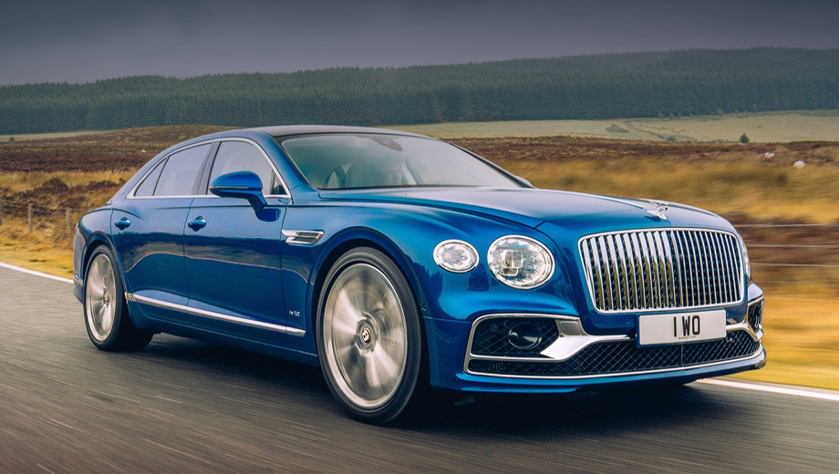 The Bentley Flying Spur First Edition will celebrate its official premiere in France tomorrow, July 24, 2019. The production span will be limited to one calendar year.