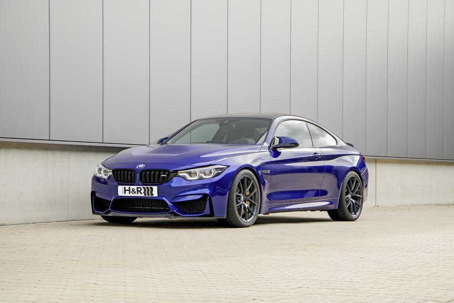 Роскошное спорт-купе BMW M4 CS давно зарекомендовало себя в качестве универсального авто подходящего как для повседневной езды так и для тре