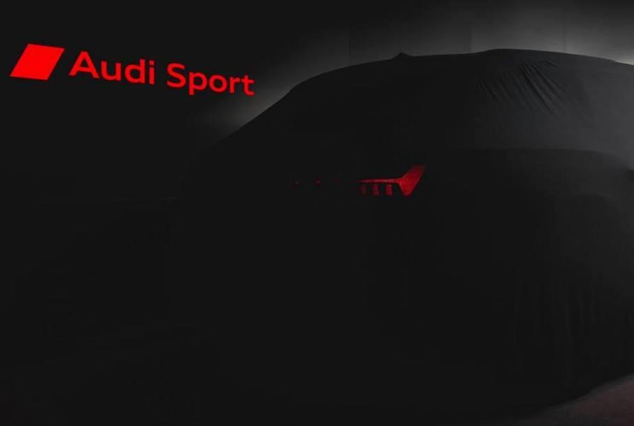 Audi has released the first teaser image of what must be its upcoming RS6 Avant estate/wagon. This is the first out of six RS vehicles the German car manufacturer plans to reveal before the end of the year.
