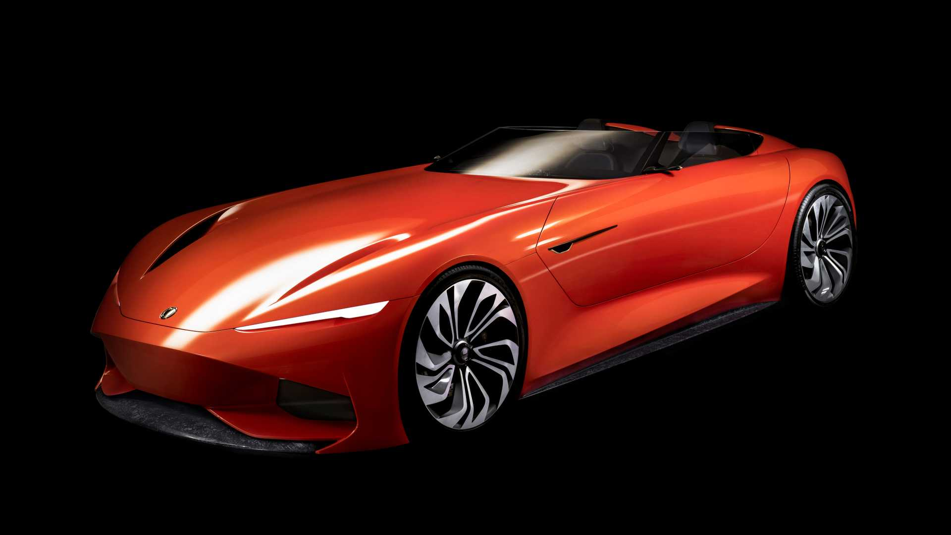 Californian carmaker Karma Automotive will attend the Pebble Beach Concours d'Elegance with the SC1 Vision Concept, an all-electric speedster and design study.