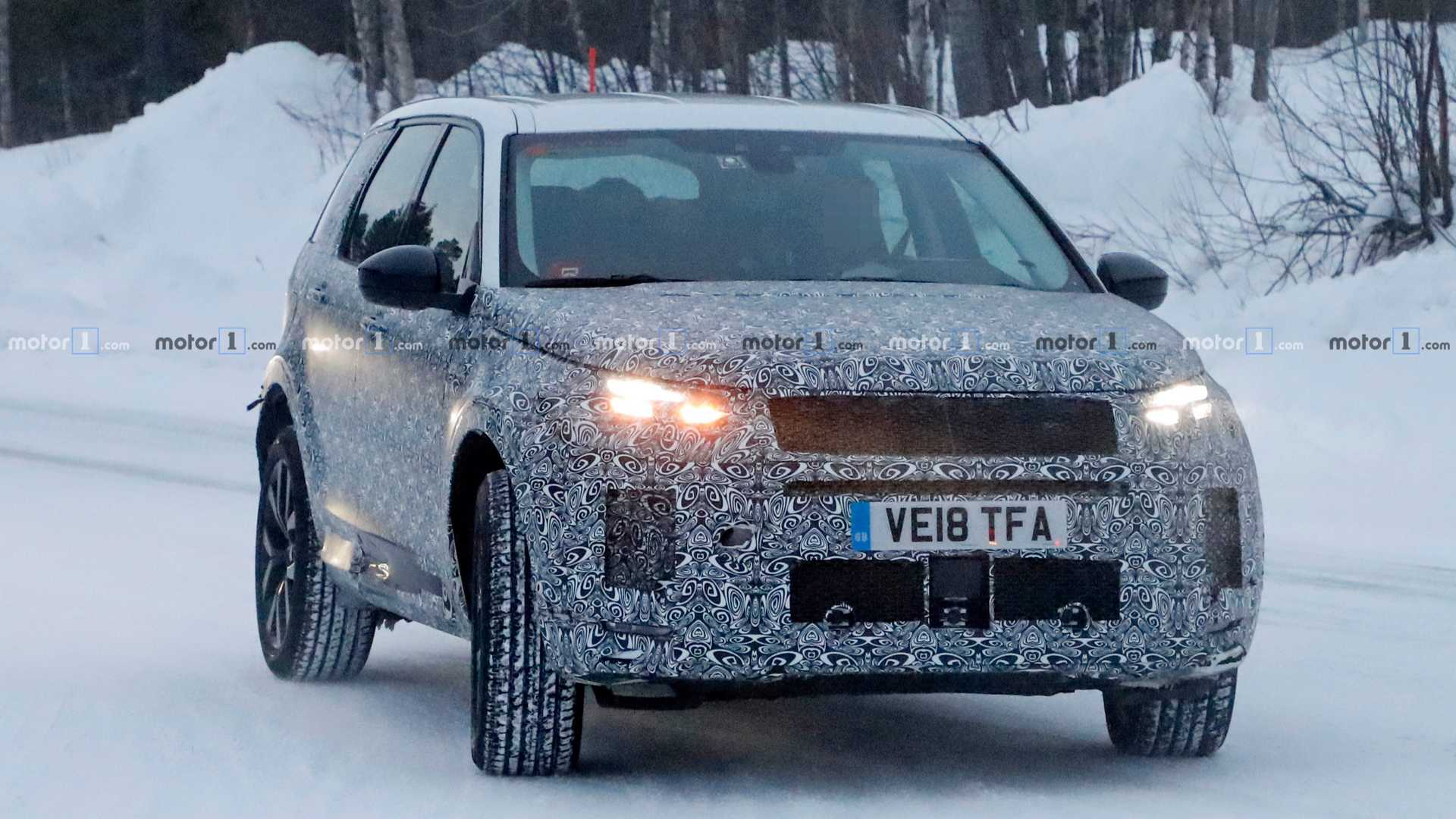 According to the latest leak, Jaguar Land Rover intends to design its future SUVs on BMW's FAAR platform, which the German manufacturer currently employs in the 1 Series and a number of MINI vehicles.