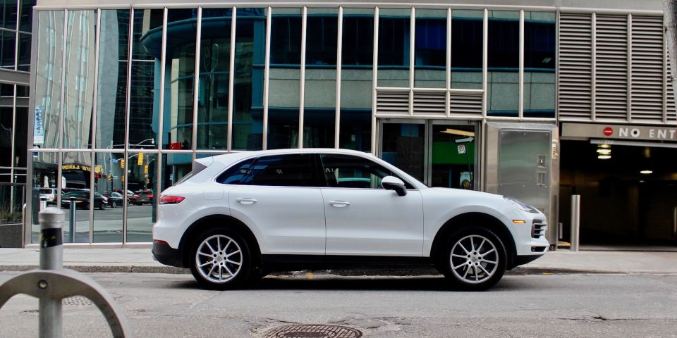 Porsche has launched a hybrid version of its Cayenne crossover SUV in the United States. Called the Turbo S E-Hybrid, it shares the drivetrain specs with the electrified Panamera.