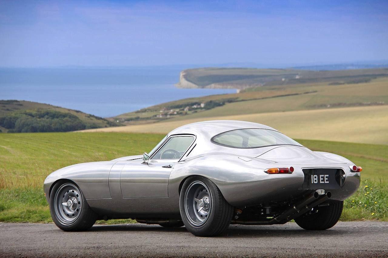 Jaguar E-Type Low-Drag Coupe существует в единственном экземпляре. Фирма Diez Concepts представит в Пеббл-Бич возрожденный E-Type.