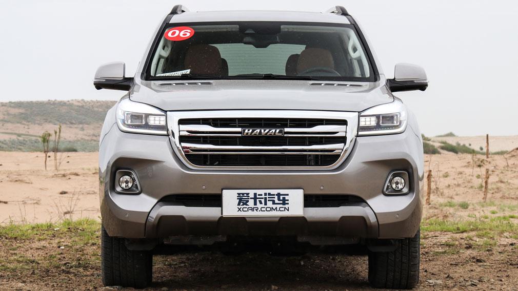 Китайский бренд Haval вывел на домашний рынок модернизированный H9. Внедорожник получил переработанную лицевую часть со светодиодной оптико
