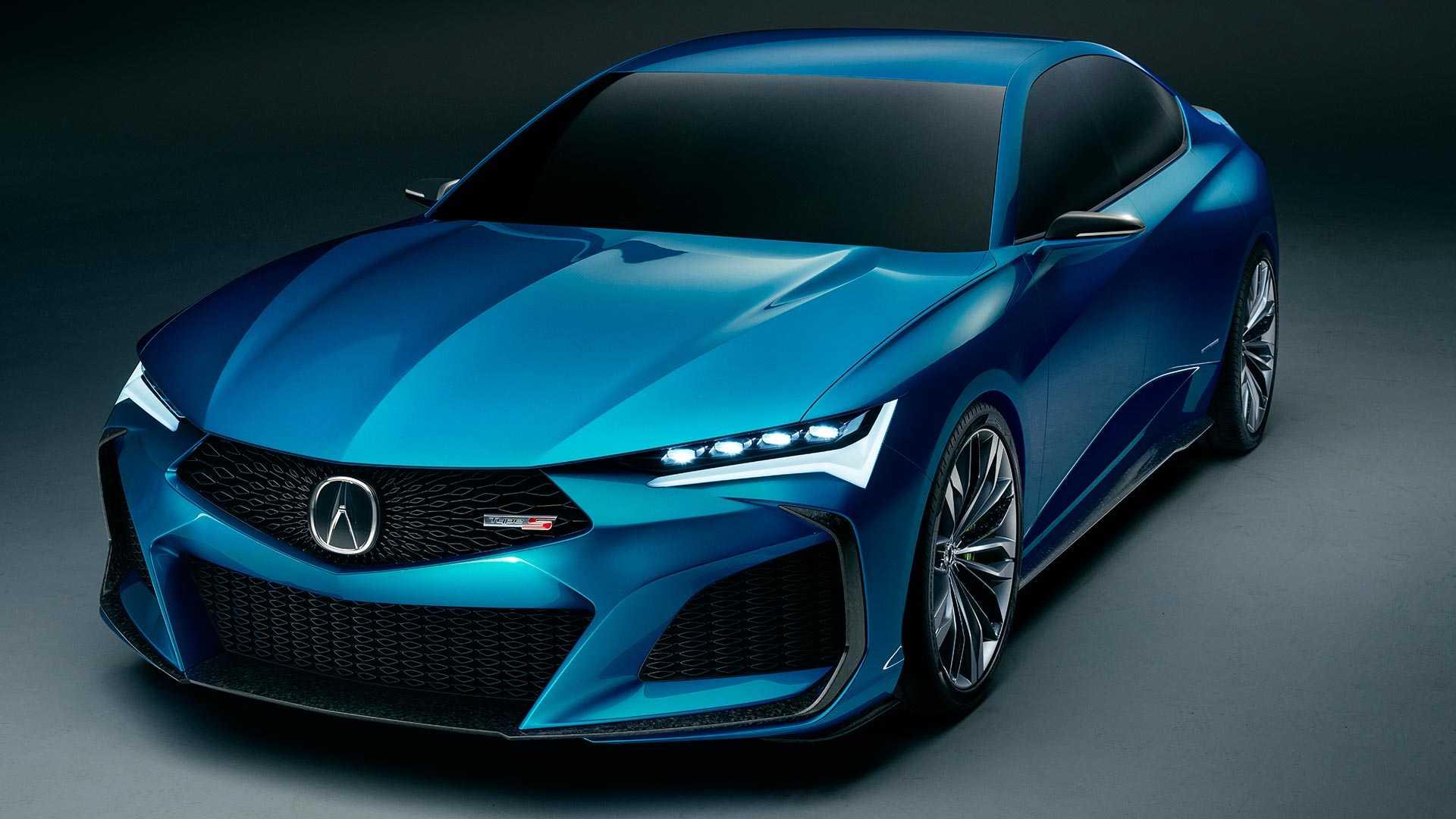 Acura представила прототип Type S, который ясно доказывает, что фирменный стиль можно читать по-разному.