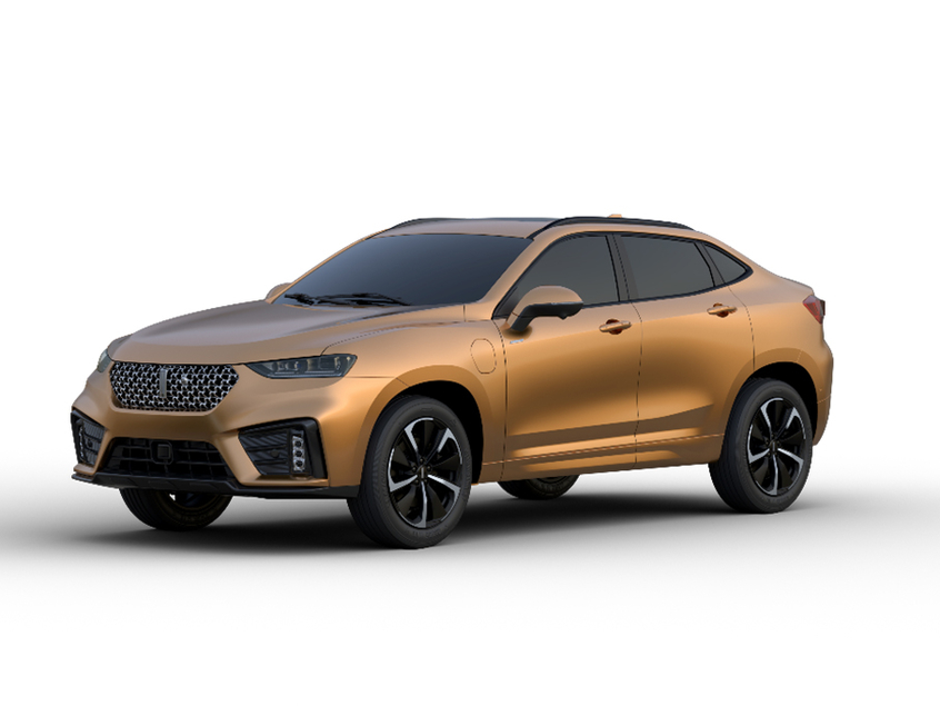 Wey – an automotive sub-brand owned by the Great Wall – is barely three years old, but is already refreshing its model range. The 2020 Wey VV7 crossover/SUV debuts today with a new coupe version called GT.
