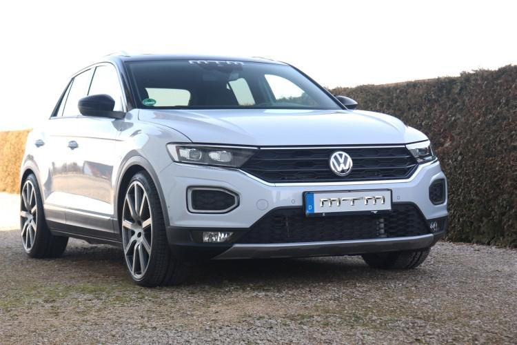 German tuner Motoren Technik Mayer (MTM) began designing its own aftermarket goodies for the Volkswagen T-Roc several months ago, and now the list seems more or less complete. Let us see what kind of upgrades the 4WD mini-SUV gets.