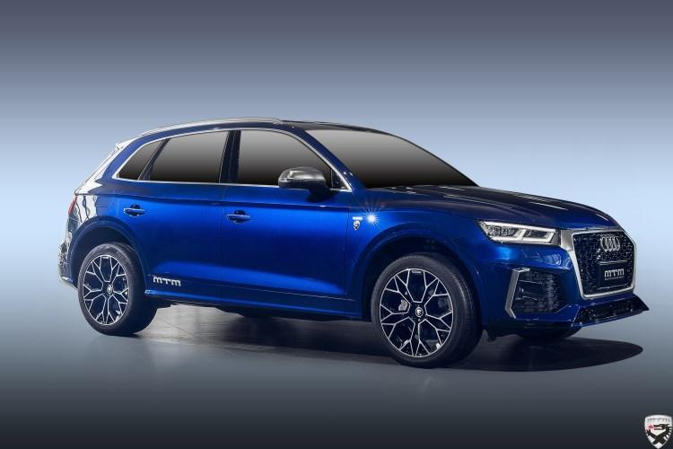 It turns out MTM has been busy with more projects than just the Volkswagen T-Roc we have told you about. Among other things, the German tuner has an understated-yet-beautiful body kit for the Audi Q5 (FY) on offer.
