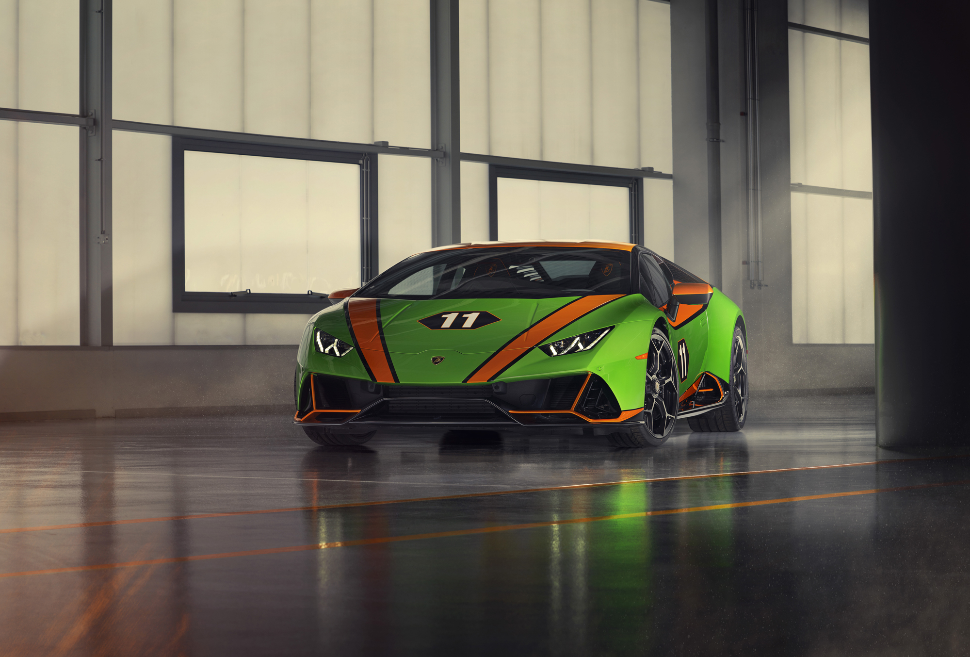 Just as expected, Lamborghini has saved all the truly exciting premieres for the IAA Frankfurt show kicking off on September 12, 2019. The Italian luxury carmaker attended the recently concluded Monterey Car Week with only a couple of special editions.