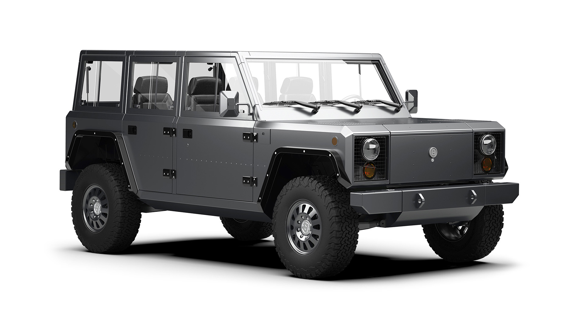 Budding U.S. car manufacturer Bollinger Motors has revealed the release schedule for its B1 SUV and B2 pickup truck. Both all-electric vehicles will celebrate their international premiere on September 26 and enter production in summer 2020.
