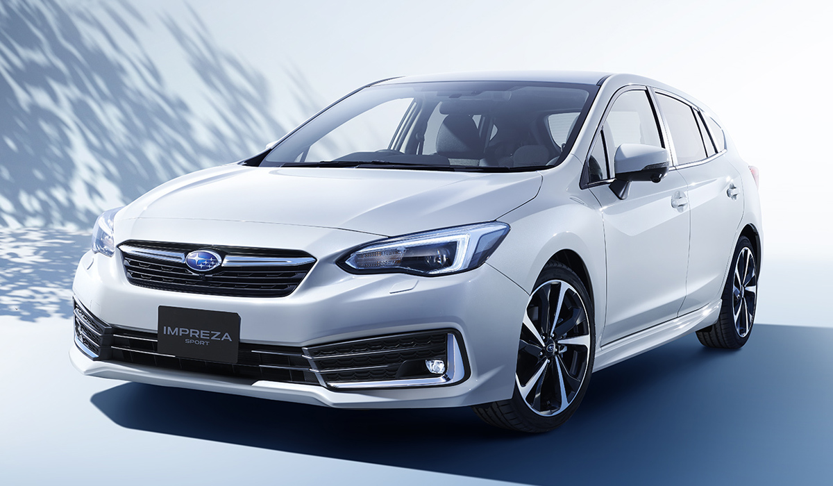 Japanese car marque Subaru has announced an update for its Impreza hatchback and sedan/saloon range. The 2020 facelift will arrive on the domestic market this fall sporting exterior and cabin modifications.