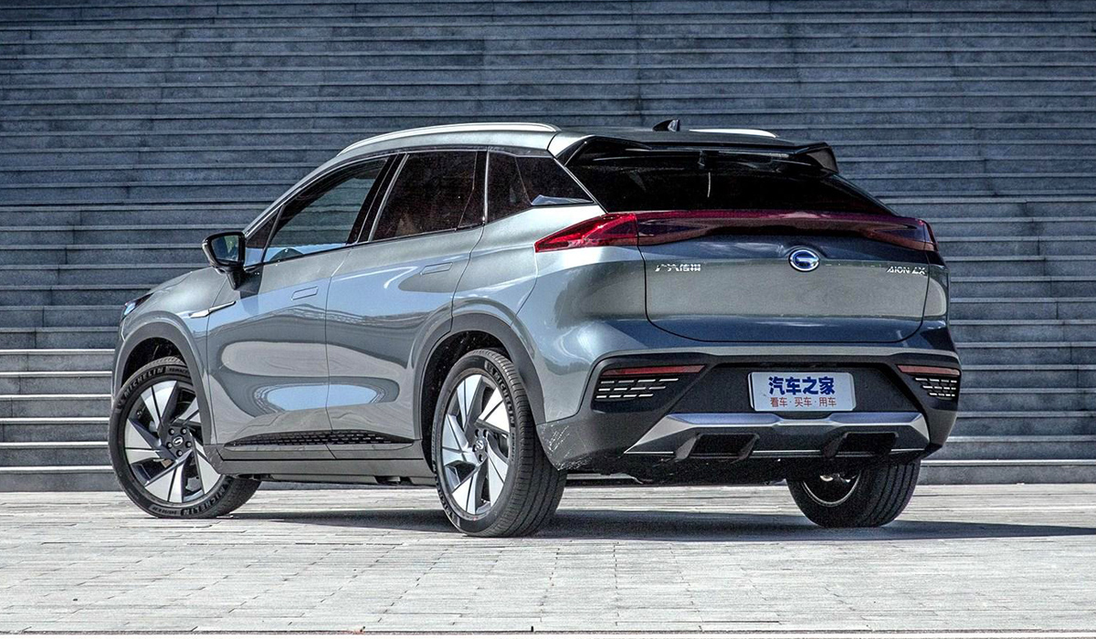 Aion, a subordinate automotive brand of the China-based Guangzhou Automobile Group (GAC), has launched sales of its second car, the all-electric LX SUV. Let us take a closer look at it.