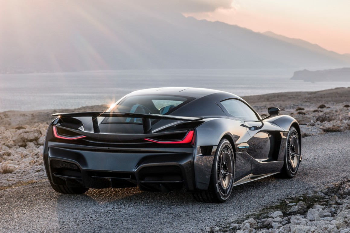 German luxury car manufacturer Porsche purchased 10% of Croatian-based supercar builder Rimac Automobili last summer, followed by another 5.5% today.