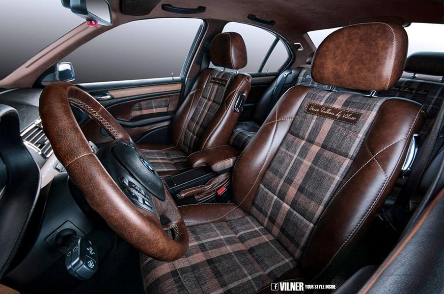 Болгарская тюнинг-мастерская Vilner Garage на днях завершила работу над BMW 3-й серии (E46). Заказчицей проекта с кириллическим названием # каре # выступила местная студия домашнего дизайна «Стив Балкан».
