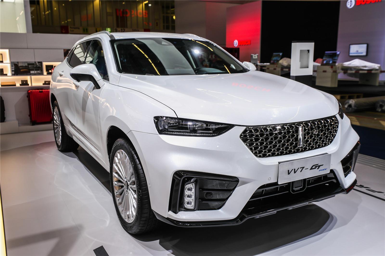 На недавно открывшемся автосалоне во Франкфурте команда тюнинг-ателье Brabus вместе с автопроизводителем Wey представила новый проект – VV7 GT Pro.