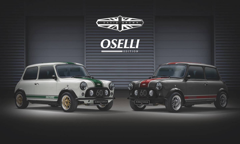 Британская компания David Brown Automotive представила новое исполнение Mini в классическом кузове и современной начинкой – Remastered Oselli Edition. Стоимость четырехместной версии равна £98 000, спортивный вариант на £10 000 дороже. Общий тираж не превысит 60 единиц.