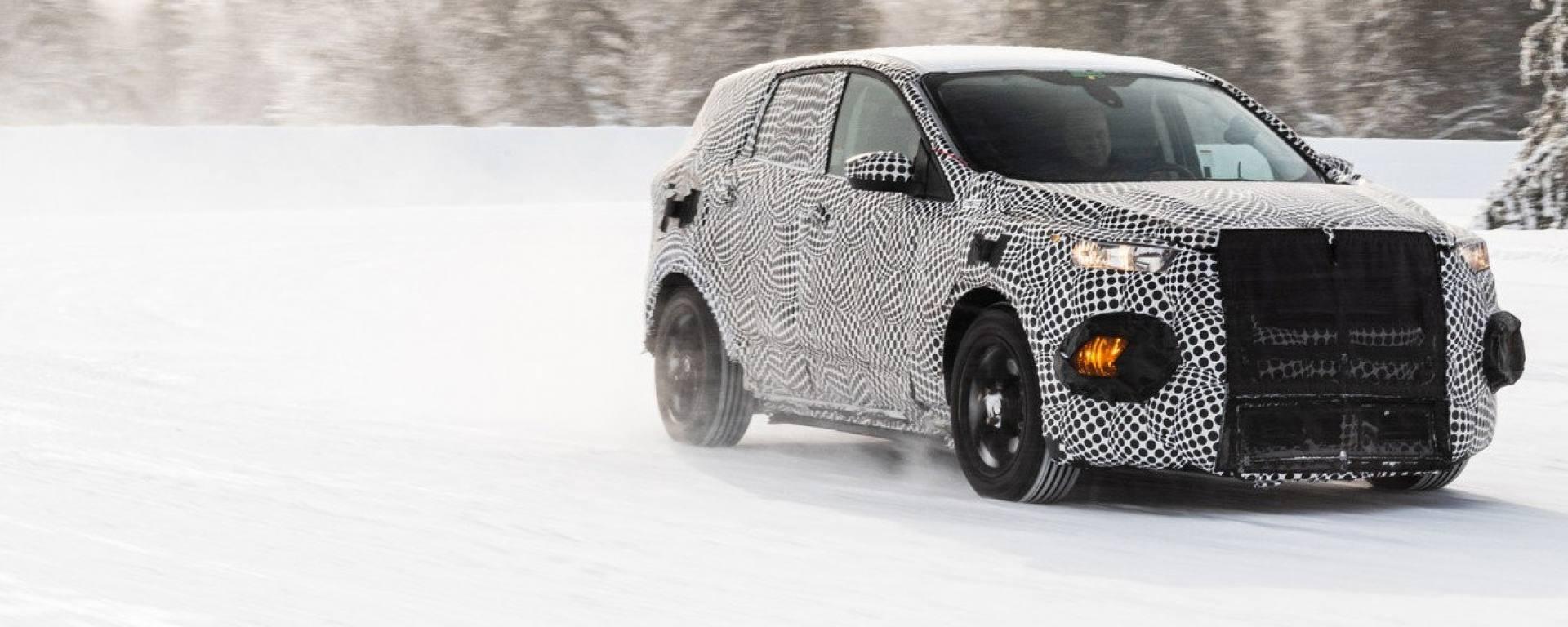 Появились некоторые подробности о будущем электрокроссовере, вдохновлённом культовым Ford Mustang.