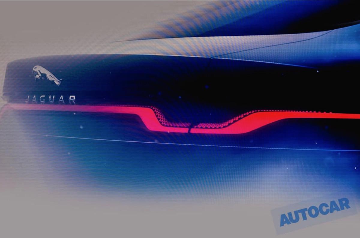 Новый флагман марки Jaguar – XJ –должен появиться в конце нынешнего или начале следующего года. На Франкфуртском автосалоне в ходе премьеры Land Rover Defender было продемонстрировано первое изображение новинки.