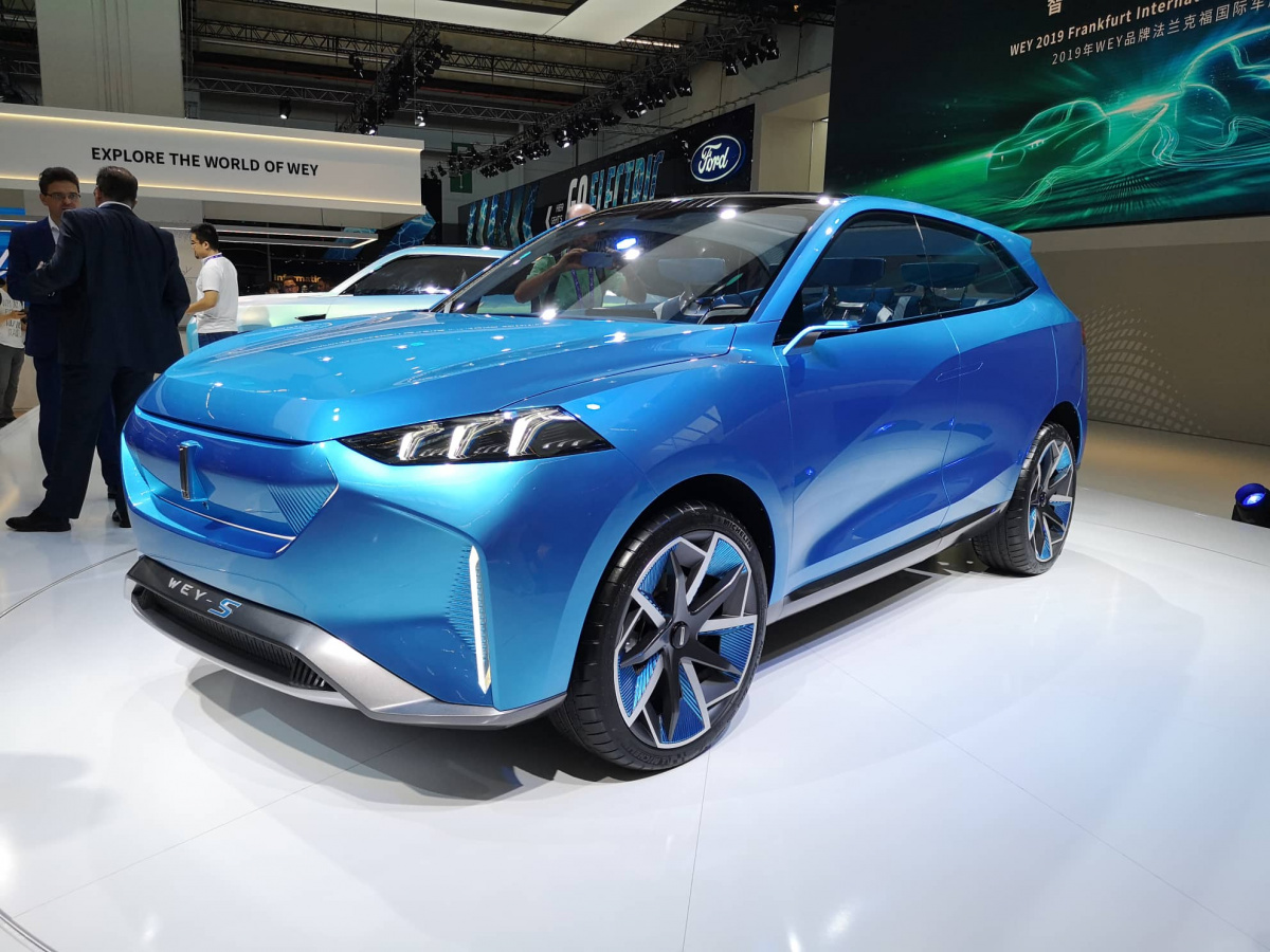Wey, a Chinese car marque and part of Great Wall Group, has held what it called its most important premiere – a battery-powered crossover/SUV called the S.