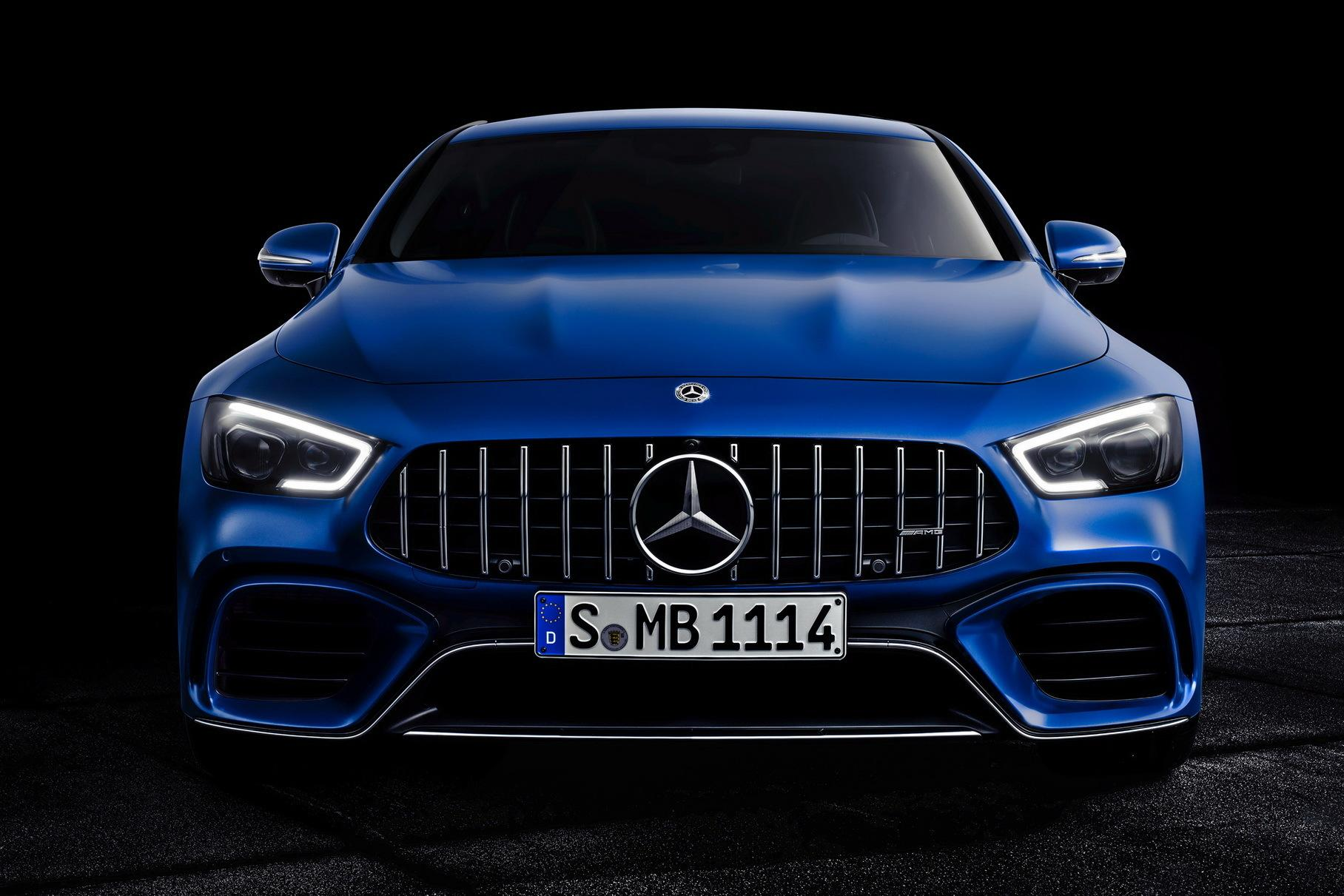 Tobias Moers, the leader of Mercedes-AMG, has confirmed that a hybrid version of the GT 4-Door Coupe (depicted here) is underway.