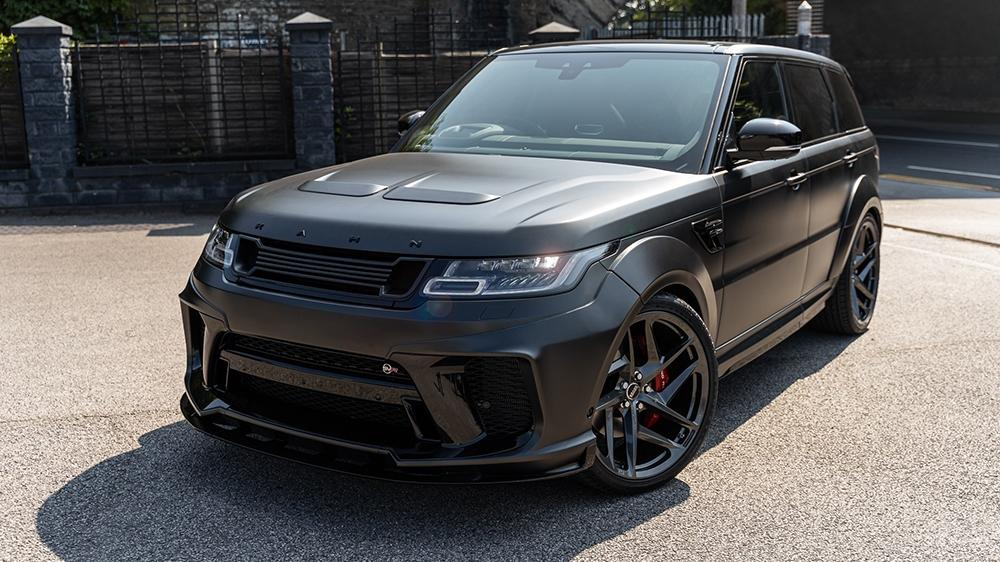 Late last year, British luxury car tuner Kahn Design launched the Pace Car First Edition Widebody kit for the Range Rover SVR. Back then, we thought it could not get much more extreme than that. Well, color us surprised.