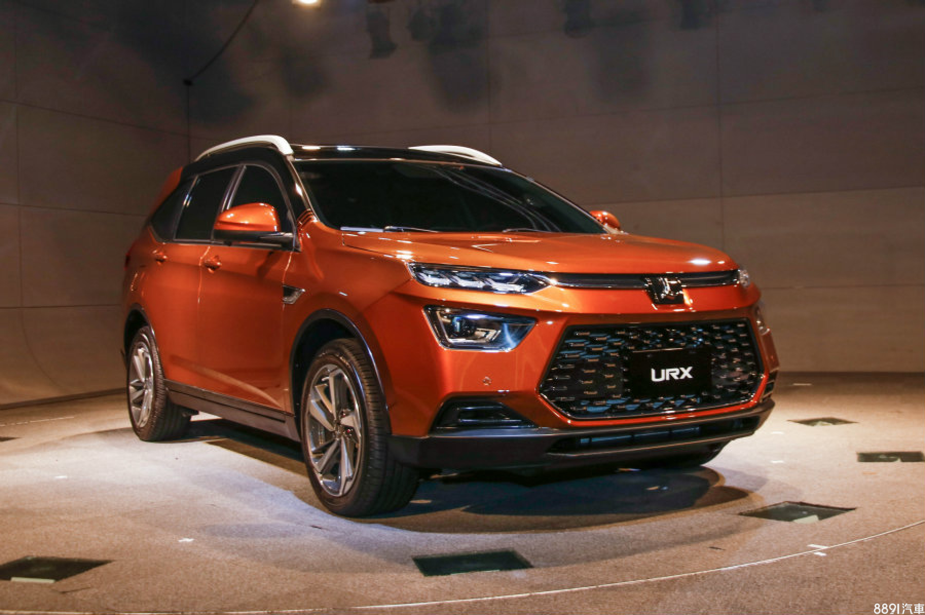 Car manufacturing company Luxgen was founded 10 years ago, but never had much success selling its vehicles. Its newest SUV, called the URX, should attempt to remedy the situation.